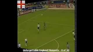 EM 1996: Paul Gascoigne lässt Golden Goal gegen Deutschland aus