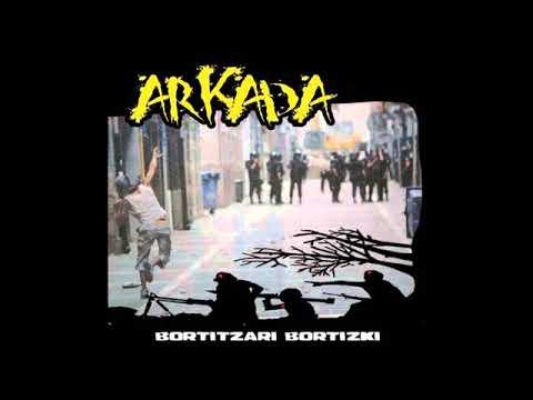 Arkada - No Desaparece
