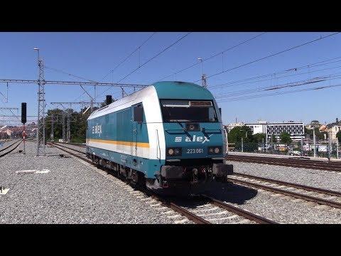 Vlaky Plzeň hl. n., 8. 7. 2018