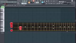 Download Lagu FL Studio dan Teori Musik Dasar - Menerapkan Melodi Dan Chord Gitar Ke Pianoroll Mp3