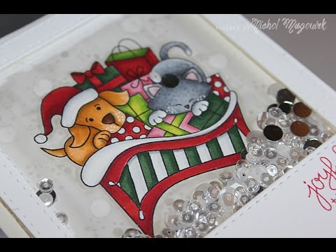 Newton's Nook Deck The Halls With Inky Paws Guest Designer | Joyful Tidings