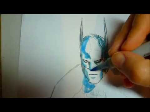 BATMAN Comic zeichnen – Sketch – CÖLN COMIC HAUS Termine