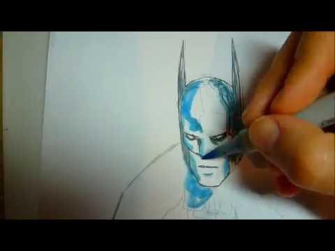 BATMAN Comic zeichnen – Sketch – CÖLN COMIC HAUS Termine