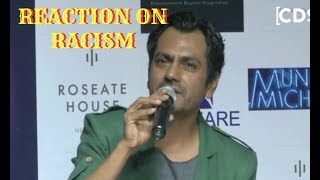 Nawazuddin Siddiqui FINALLY Opens Up About His Racism TweetSUBSCRIBE,Like & Share to BollywoodMirchii for latest updates on Bollywood News,Gossips & More....BollywoodMirchii: https://www.youtube.com/user/BollywoodMirchii