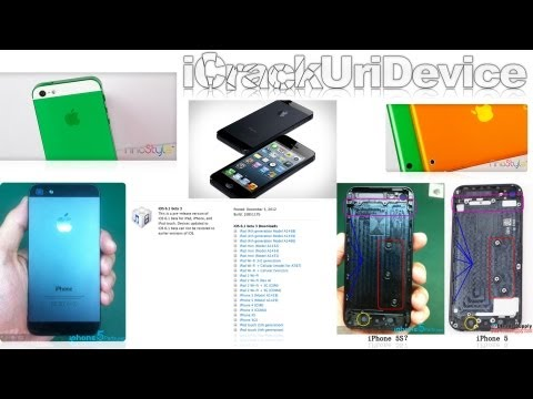 iphone 5 leak - READ FIRST This is the hundred-and-seventeenth episode of BestTechInfo And Rumors! *Main topics: Leaked iPhone 5S back casing part, iOS 6.1 beta 3 and releas...