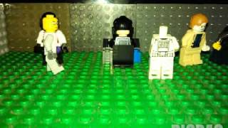 Lego zombies trailer #picpac #lego