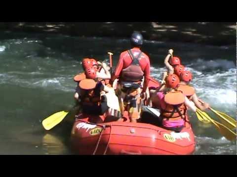 Video -  Rafting en San Rafael - San Rafael