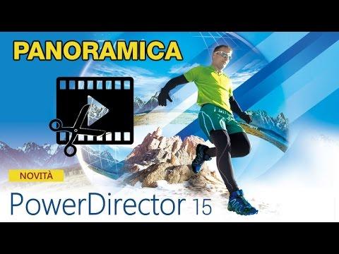 Tutorial Cyberlink PowerDirector 15 - ITALIANO