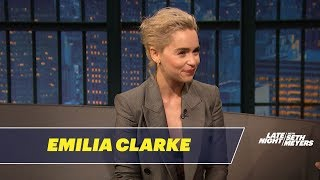 Video Emilia Clarke Had an Awkward Meeting with Prince William MP3, 3GP, MP4, WEBM, AVI, FLV Mei 2018