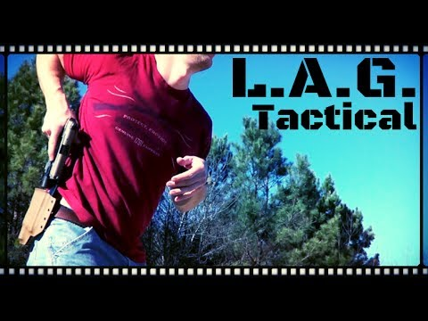 L.A.G. Tactical The Warrior Extreme Duty Holster Review (HD)