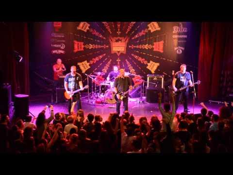 ČOVEK BEZ SLUHA - NEBESKI BEND (LIVE @ VRAČAR ROCKS 2015)