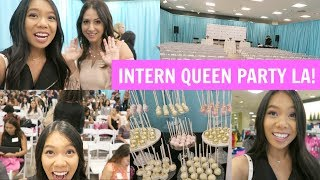 July 18th 2017The Intern Queen Party in Los Angeles was incredible! Lauren Berger, the Intern Queen put together an incredible event with a career advice panel with top execs like Ken Baker from E!, Shanon Howard from NBC and many many more! It was truly an honor for me to get to interview the panelist and be a part of this wonderful experience! If you live in New York or DC you definitely should RSVP and go to the Intern Queen parties there because the advice, networking, and swag is all amazing!! Intern Queen - https://www.internqueen.com/Intern Queen Party New York July 25th - http://bit.ly/IQParty2017NY Intern Queen Party Washington DC July 26th - http://bit.ly/IQParty2017DC Thank you all so much for watching and I hope you subscribe to be a part of the #infinityfam and I'll talk to you all in the next vlog!XOXOCindy♥ Watch my previous vlog - https://www.youtube.com/watch?v=vGeq91rUv7M♥ Subscribe to my main channel - https://www.youtube.com/user/infinitelycindyFOLLOW ME ON SOCIAL MEDIA♥ Instagram - http://instagram.com/infinitely_cindy♥ Infinity Family Instagram - http://instagram.com/cindysinfinities♥ Twitter - https://twitter.com/infinitelycindy♥ Snapchat - infinitelycindy♥ Fyuse App - infinitelycindy ♥ Soundcloud - https://soundcloud.com/infinitelycindy♥ Infinity Family Instagram - https://www.instagram.com/cindysinfinities/♥ PO BOX (Valid from August 2016-September 2017)Cindy Thai2355 Westwood Blvd #879Los Angeles, CA 90064♥ For business inquiries -- infinitelycindy(@)gmail.com♥ For business inquiries for my vlog channel -- infinitelyvloggin(@)gmail.com