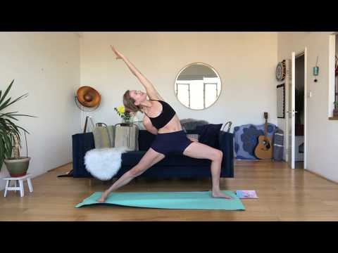 30mins Morning Yoga | Stay Curious | Love & Light Yoga For Life