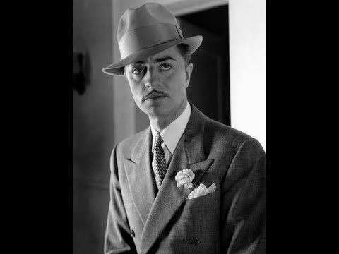 1933 WHODUNIT? William Powell stars in The Kennel Murder Case with Mary Astor, Eugene Pallette Movie