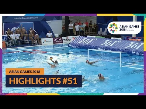 Asian Games 2018 Highlights #51