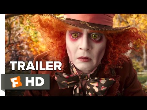 Alice Through The Looking Glass Movie Picture
