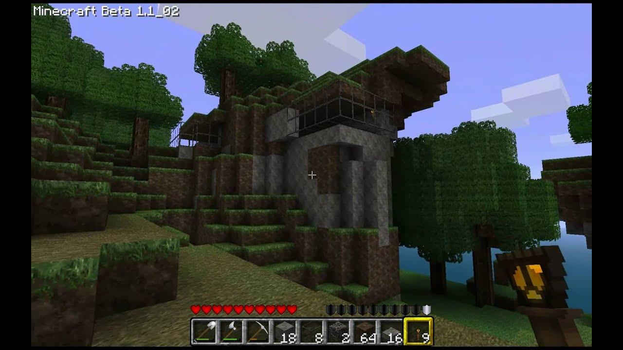 Lets Play Minecraft Folgen Bis GronkhWiki - Minecraft haus aus holz oder stein