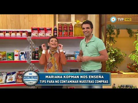 Higiene en la cocina con Marina Koppmann