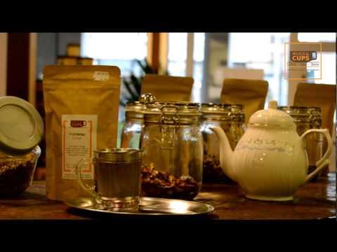 Früchtetee zubereiten - How to make Fruit Tea - Como hacer te de frutas