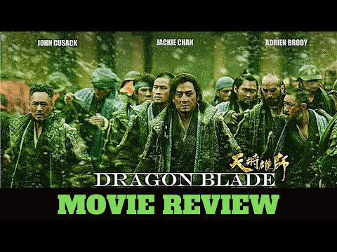 Dragon Blade (2015) - movie review