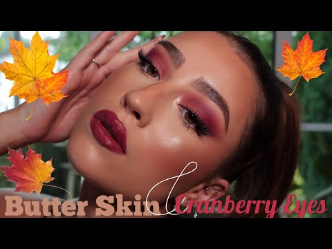 EASY AUTUMN MAKEUP LOOK FOR BEGINNERS🍁