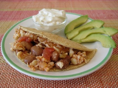 Fast Breakfast Burrito: Easy Breakfast Recipes for Kids – Weelicious