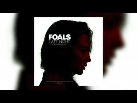 Foals - Late Night (Solomun Remix)[Criminal Soundtrack]
