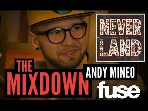 Andy Mineo on Fuse TV 'The Mixdown'