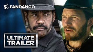 The Magnificent Seven Vintage Western Trailer (2016) by  Movieclips Trailers