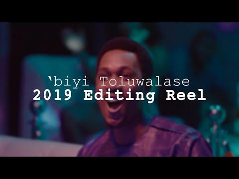 'biyi Toluwalase 2019 Editing Reel