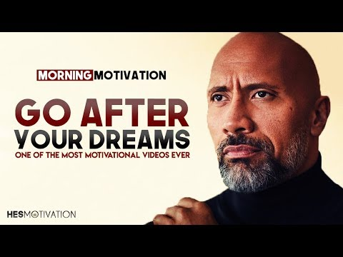 One Of The Most Inspiring Videos Ever - GO AFTER YOUR DREAMS | Morning Motivation!