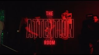 """Experience the effects of attention in an immersive music exhibit#THEATTENTIONROOM8017 Melrose AveApril 20 – 30Monday – Friday: 3-11PMSaturday – Sunday: 1-11PMwww.theattentionroom.comDownload and Stream """"Attention"""": https://Atlantic.lnk.to/AttentionFollow Charlie Puth:http://www.charlieputh.com http://www.twitter.com/charlieputh http://www.facebook.com/charlieputh http://www.instagram.com/charlieputh"""