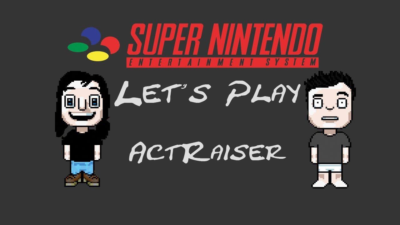 Spiele-Ma-Mo: ActRaiser (SNES)