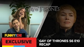 Nonton The Twinks of WeHo - Gay of Thrones S6 E10 Recap Film Subtitle Indonesia Streaming Movie Download