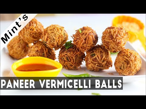Indian paneer vermicelli balls recipe in hindi indian breakfast recipes healthy recipes forumfinder Choice Image