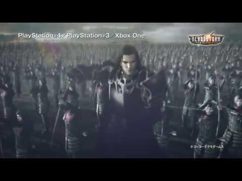 Bladestorm The Hundred Years' War & Nightmare (JPN) [PS4]