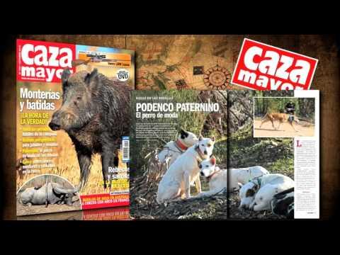 Revistas Federcaza y Caza Mayor Octubre 2015