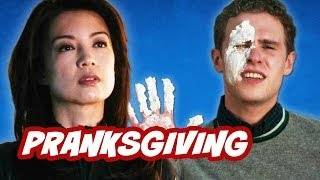 Agents Of SHIELD Episode 9 Review - Happy Pranksgiving