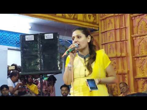 Video Pratibha Sinha Kolkata Ekadashi Kirtan Dt 07.04.17 @ Mitra Mandal Khatu Shyam ju download in MP3, 3GP, MP4, WEBM, AVI, FLV January 2017