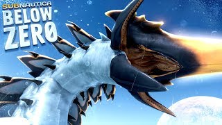 Video Subnautica Below Zero - THE BIGGEST AND MOST POWERFUL CREATURE YET - Subnautica Below Zero Gameplay MP3, 3GP, MP4, WEBM, AVI, FLV September 2019