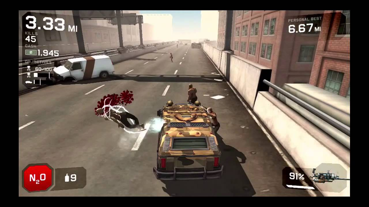 'Zombie Highway 2' Launches on October 9th