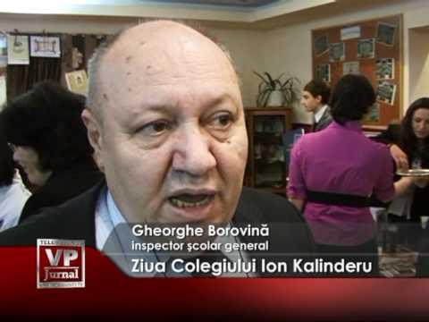 Ziua Colegiului Ion Kalinderu
