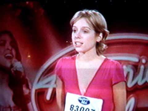 American Idol Blooper!