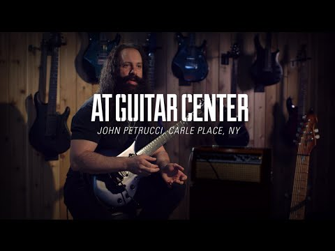 John Petrucci At Guitar Center