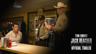 Jack Reacher Never Go Back Trailer 2016  Paramount Pictures