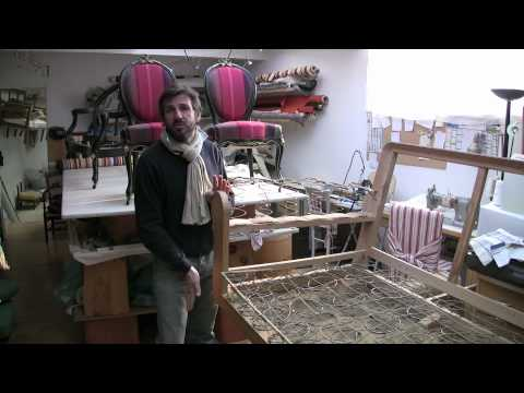 Comment reparer ressort canap la r ponse est sur - Restaurer un canape ...