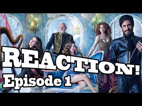 REACTION: Mozart In The Jungle - Episode 1
