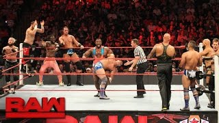 Nonton 10 Man Tag Team Match  Raw  19  September 2016 Film Subtitle Indonesia Streaming Movie Download