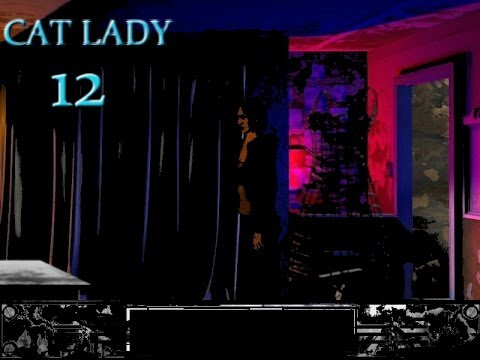 Cat Lady (последний Паразит ) #12