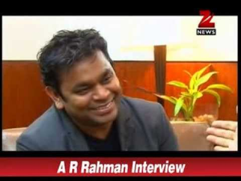 Rahman - Debojyoti Mishra had a tete-tete with fellow composer AR Rahman.